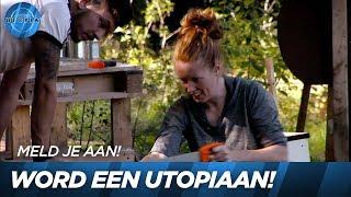 Word ook een Utopiaan! - UTOPIA (NL) 2018