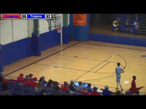 Blue Dragon Men's Basketball at Colby