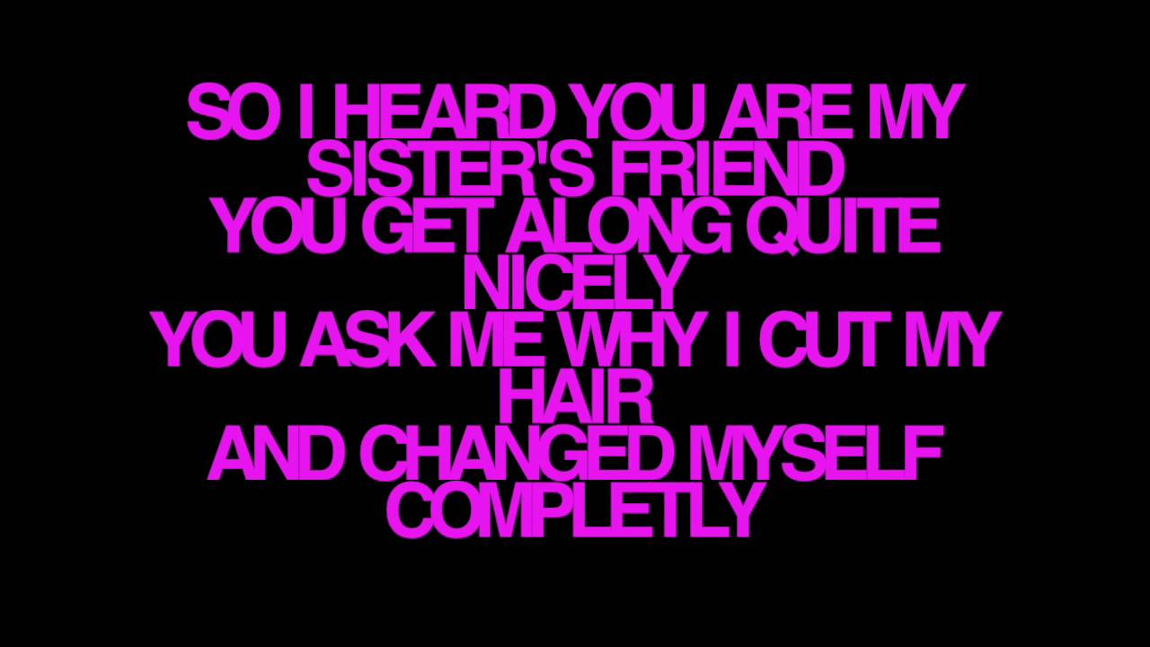 Grace VanderWaal - I dont know my name Lyrics - YouTube