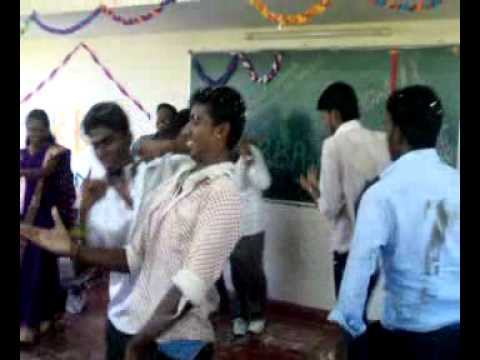 B.B.A St.Thomas Colleage Farewell party 2011.mp4