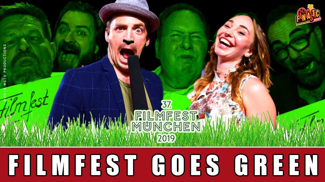 Filmfest München 2019 - Opening | Tom von der Isar | Anna Juliana Jaenner (GZSZ)