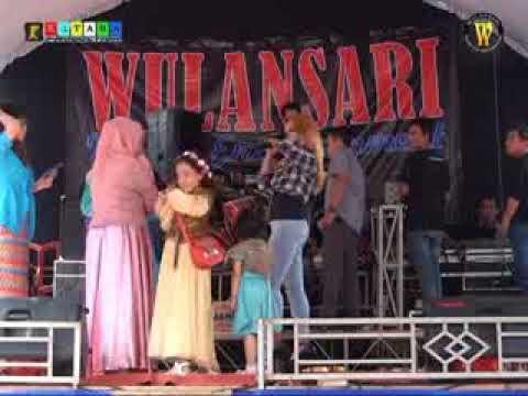 Live WULANSARI asal kau bahagia miss antika