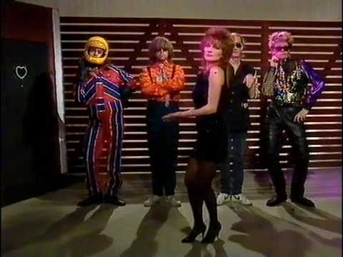 Anne-Lie Rydé - Gycklarnas Estrad (Live Namnsdagsserien 1987)