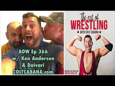Ken Anderson & Shawn Daivari Ep 366 | AOW Podcast w/ Colt Cabana