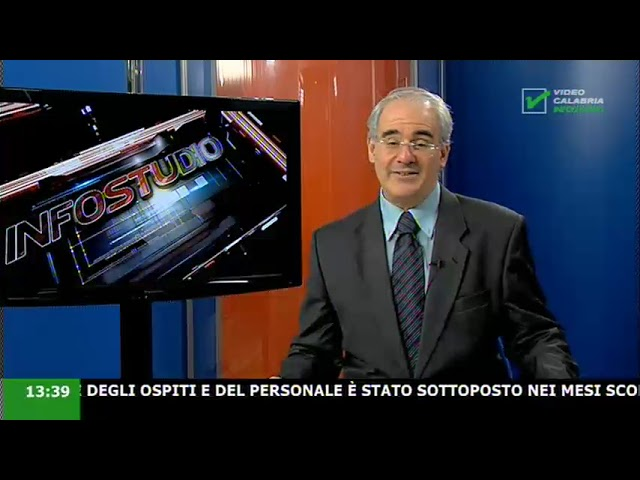 InfoStudio il telegiornale della Calabria notizie e approfondimenti -  01 Settembre 2021 ore 13.30