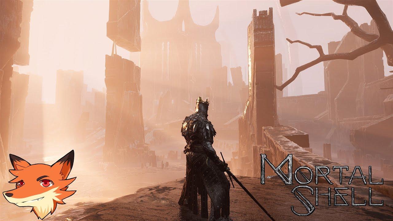 Mortal Shell [FR] Un action RPG hardcore inspiré de Dark Souls!