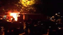 Fire at Jankalyan nagar malad 10-5-2013 2.30 am