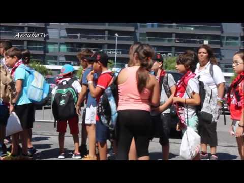 Dia da Criança no Estádio do Sport Lisboa e Benfica - 2017