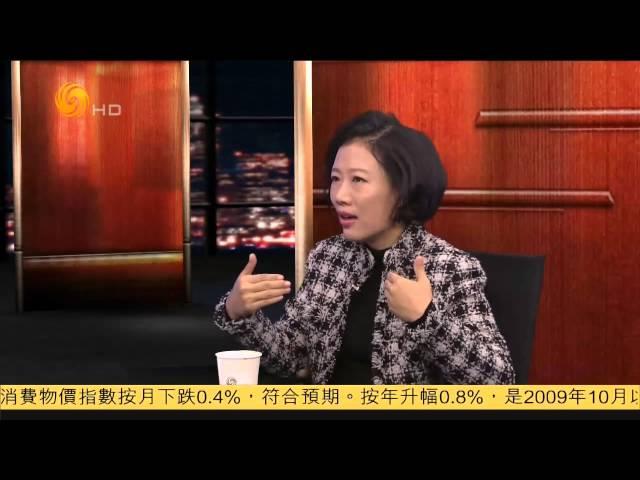 20150116 锵锵三人行 马光远:兰州环境改造空气质量远超北京
