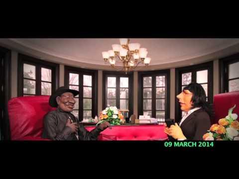 Jonathan Undecided speaks to Christiane Amanpour  buni.tv