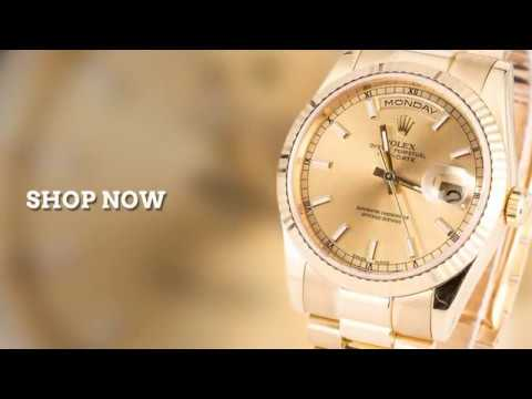 Rolex Presidential Watches For Sale