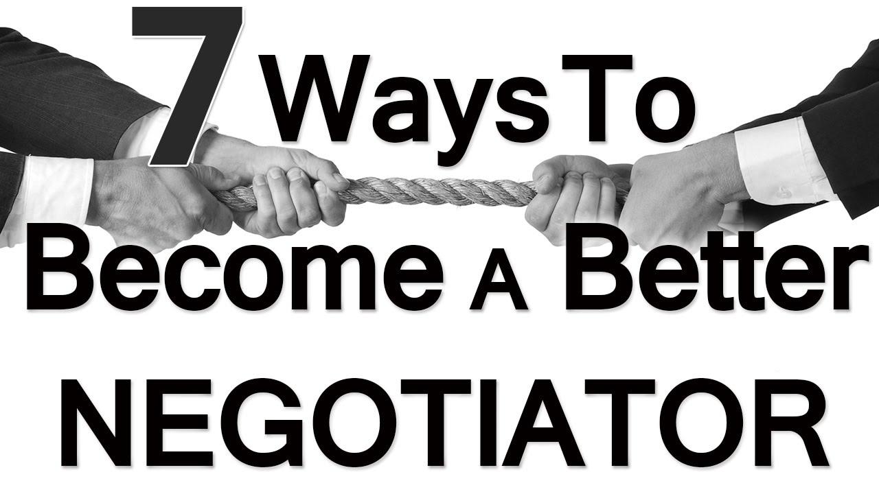 Negotiation Skills Ebook