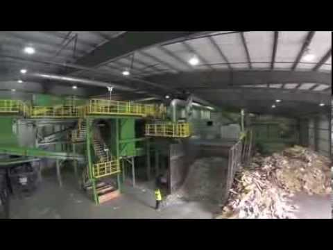Building A 25-tph Single Stream Recycling Facility - VAN DYK Recycling Solutions