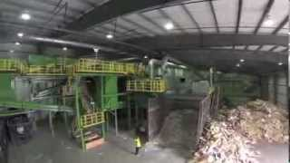 building a 25 tph single stream recycling facility van dyk recycling solutions
