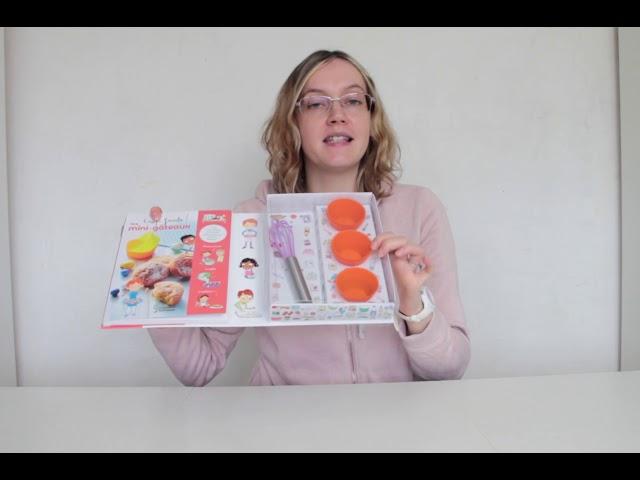 Trop Facile! Les mini-gâteaux : recettes pour enfants de Larousse Jeunesse