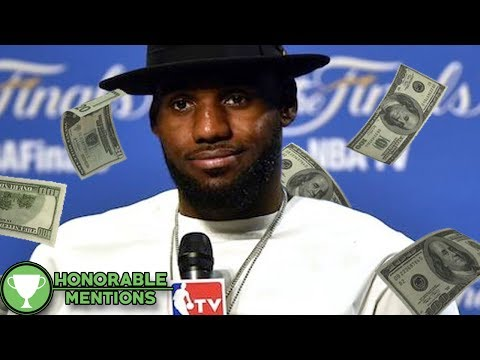 LeBron James Making CRAZY Money Off of This New Business -HM