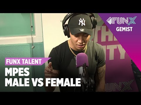 RONNIE FLEX MEDLEY  MPES  FUNX TALENT MALE VS FEMALE