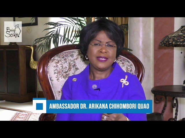 Amb. Dr. Arikana Chihombori-Quao on George Floyd - African Citizenship Rights for African Americans