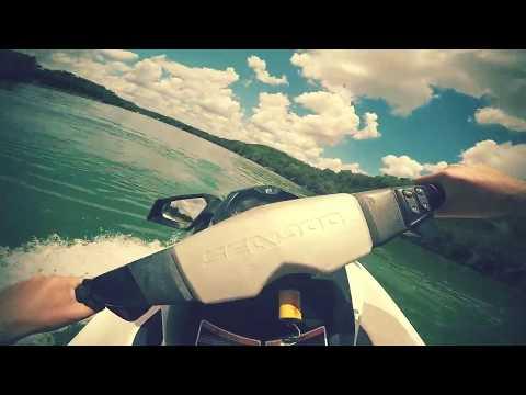 Jet Skiing Through Austin, Texas | Camden Beard