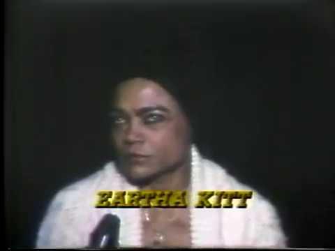 Geoffrey Holder, Eartha Kitt, Gilbert Price, Melba Moore1977 Timbuktu! Rehearsal