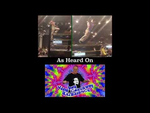 Jim Cornette Watches The Wrestler That Lit Himself On Fire