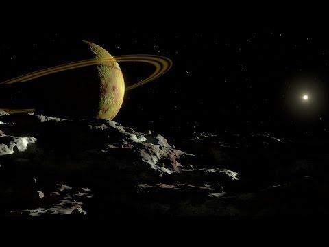 Blender - Space Scene Follow-Along