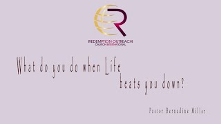 Redemption Outreach Church Int'l -What do you do