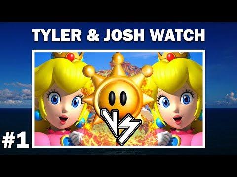 Tyler & Josh Watch Mario Sunshine Versus - Episode 1