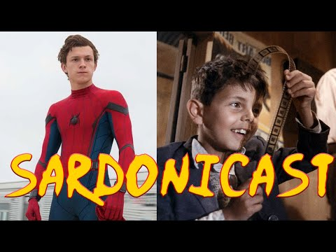 Sardonicast #42: Sony Vs. Disney, Cinema Paradiso