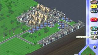 Sim City 3000 How to build a big city Part 22 - High Land Values in all zones