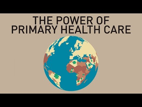 The Power of Primary Healthcare in Rwanda