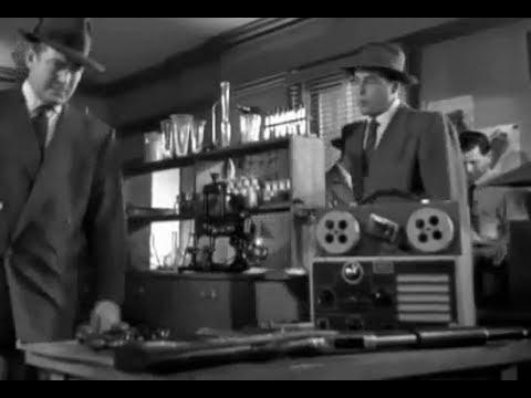 Forensic Detective Mystery Thriller Noir Movie