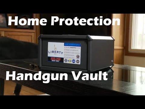 HDX-250 Handgun Vault