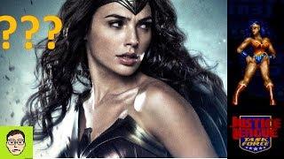 Чудо-женщина - лучший фильм киновселенной DC! // Justice League Task Force // SNES