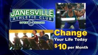 Health Clubs Near Me in Janesville Wisconsin