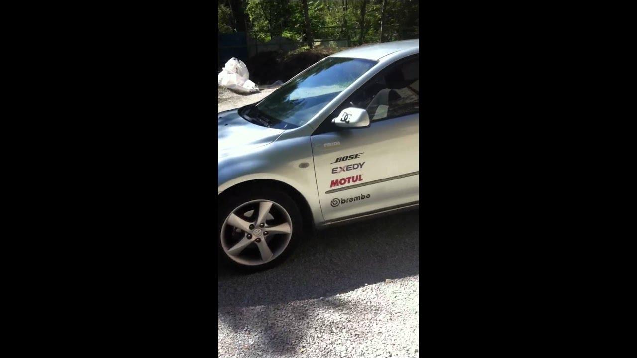 Mazda 6 последнее видео