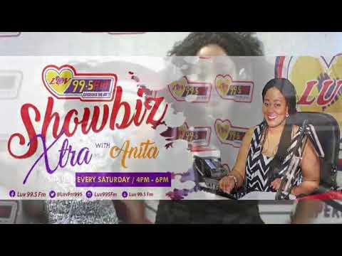 SHOWBIZ XTRA ON LUV 99.5 FM 10-02-18