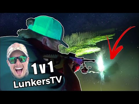 BOWFISHING On A $100,000 Airboat! (CRAZY ENDING!)