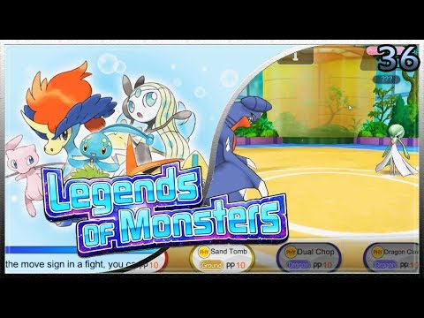 LEGENDS OF MONSTERS POKEMON VS #36 | EL JUEGO SE COMPLICA | GAMEPLAY ESPAÑOL