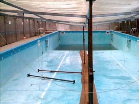 Swimming Pool Building Project Forest School Swimex Oxford