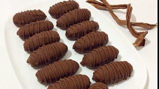 5 Dakikada 4 Malzemeyle Nefis Çikolatalı Bonbon