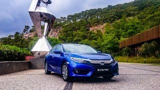 İlk Sürüş | Honda Civic Sedan [English  Subtitled]