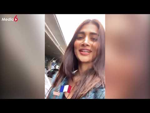pooja-hegde-about-samajavaragamana-song-shoot- -ala-vaikunthapurramuloo- -allu-arjun- -trivikram