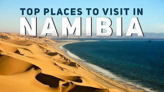 Top 7 Places to visit in Namibia | Sossusvlei | Southern Africa