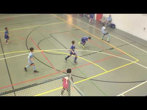 Sydney Futsal Club vs Eastern Suburbs Hakoah Futsal 2nd half win 8-0 game 2