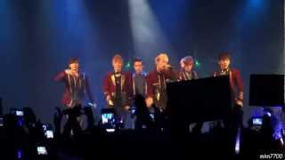 [HD fancam] 130209 Teen Top - Supa Luv @ Trianon, Paris