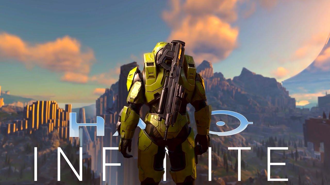 Halo Infinite NO Será de Mundo Abierto al Comienzo   NUEVAS NOTICIAS