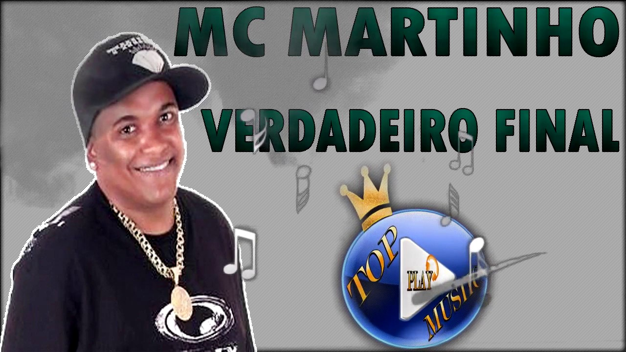 mc martinho no palco mp3