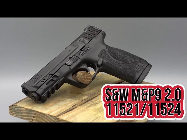 S&W M&P9 2.0 SPOTLIGHT