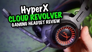 Great Gaming Headset - HyperX CLOUD REVOLVER - Review